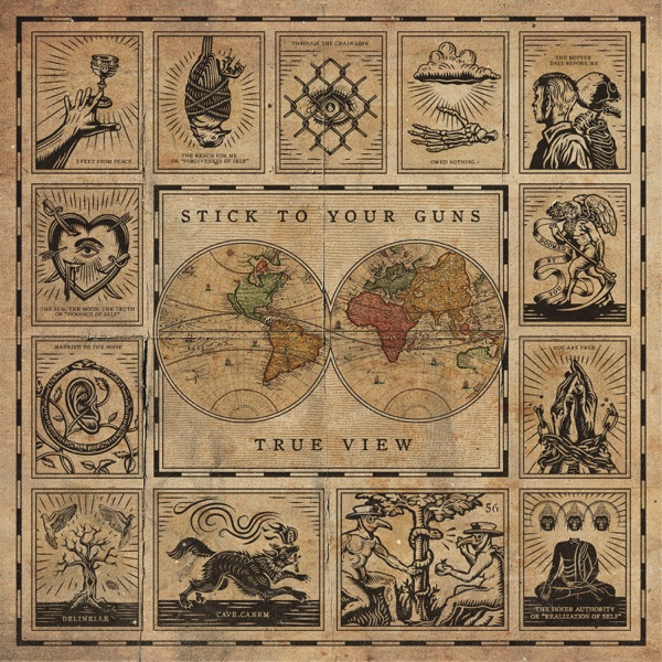 Stick to Your Guns - True View (2017)