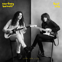 コートニー・バーネット & Kurt Vile - Lotta Sea Lice artwork