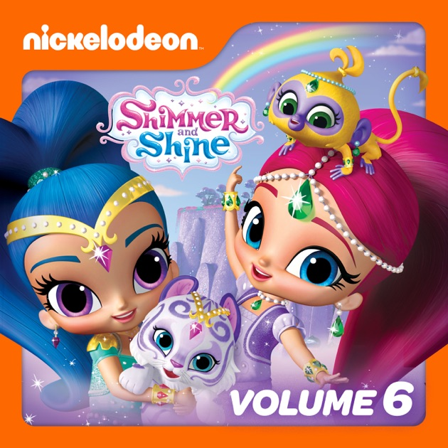Shimmer And Shine, Vol. 6 On ITunes