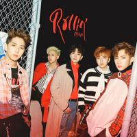 B1A4 - Rollin' - EP artwork