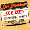 Live Broadcast 3rd October 1984 Agora Ballroom, Lou Reed