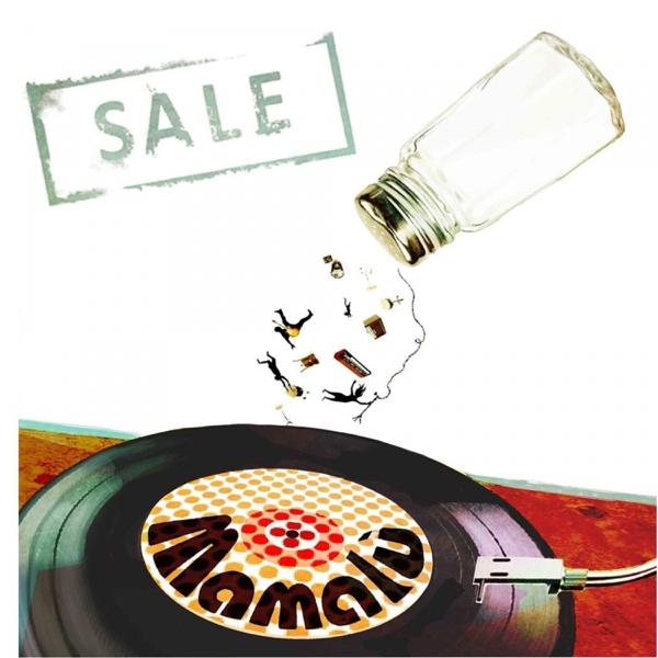 Mamalù Sale Album Cover