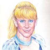 Sufjan Stevens - Tonya Harding (In D major) artwork