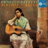 Albéniz y Falla en Guitarra - Ernesto Bitetti