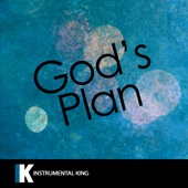 Download Instrumental King - God's Plan (In the Style of Drake) [Karaoke Version]