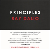 Ray Dalio - Principles: Life and Work (Unabridged)  artwork