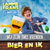Knuffelbier & Lamme Frans - Wij zijn twee vrienden (Bier en ik) kunstwerk