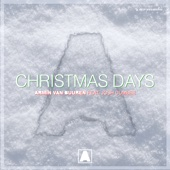 Armin van Buuren - Christmas Days (feat. Josh Cumbee) artwork