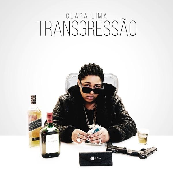 Clara Lima Transgressão - EP Album Cover