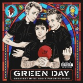 Back in the USA - Green Day Cover Art