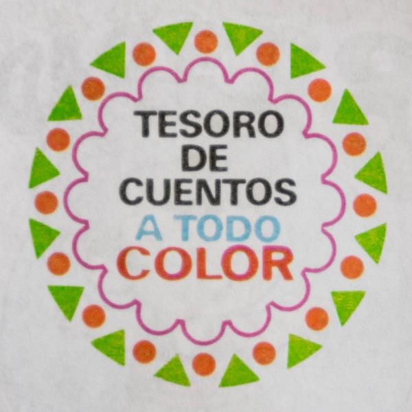 Tesoro de cuentos a Todo Color