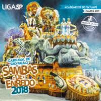Vários Artistas Carnaval SP 2018 - Sambas de Enredo das Escolas de Samba de São Paulo