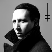 Marilyn Manson - KILL4ME  artwork