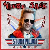 Vieze Jack - Stuntpiloot Jack kunstwerk