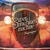 Supersonic Blues Machine - Californisoul  artwork