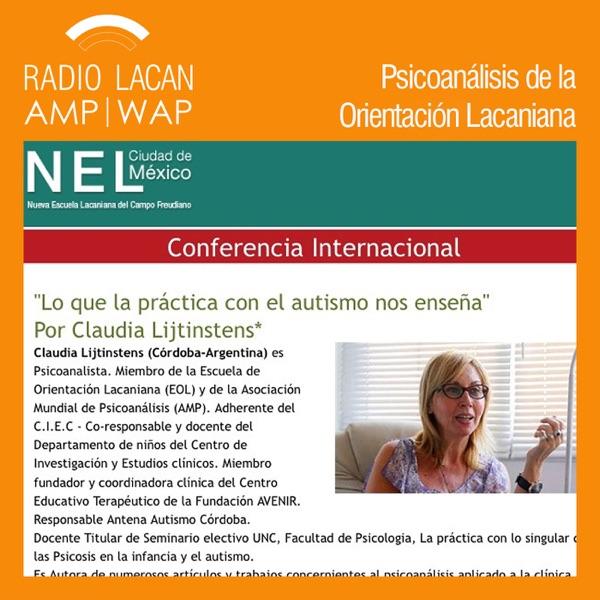 RadioLacan.com | Ecos de México D.F.: Entrevista a Claudia Lijtinstens, a propósito de la conferenci...