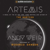 Andy Weir - Artemis (Unabridged)  artwork