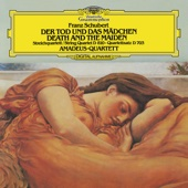 "Schubert: String Quartet No.14 In D Minor, D. 810 ""Death and the Maiden""; String Quartet No.12 In C Minor, D.703 - ""Quartettsatz"" - Amadeus Quartet"