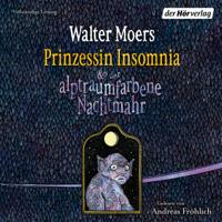 Walter Moers - Prinzessin Insomnia & der alptraumfarbene Nachtmahr (Zamonien 8) artwork