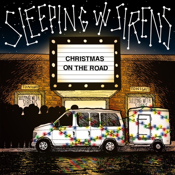 Sleeping With Sirens - Christmas on the Road [Single] (2017)