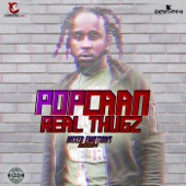 Real Thugz - Popcaan Cover Art