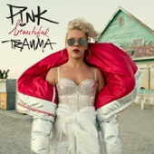 P!nk - Beautiful Trauma artwork