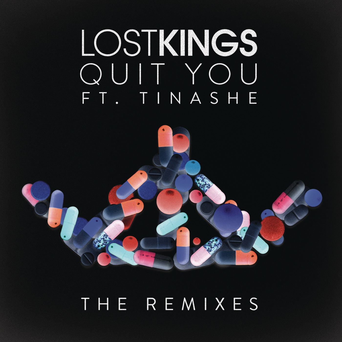Lost Kings - Quit You (feat. Tinashe) [Remixes] - Single