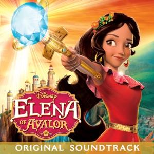 Cast - Elena of Avalor