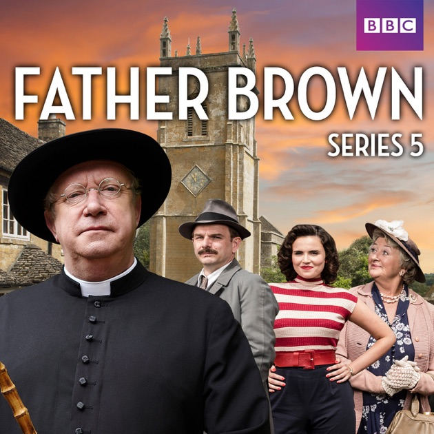 How many seasons of father brown is there
