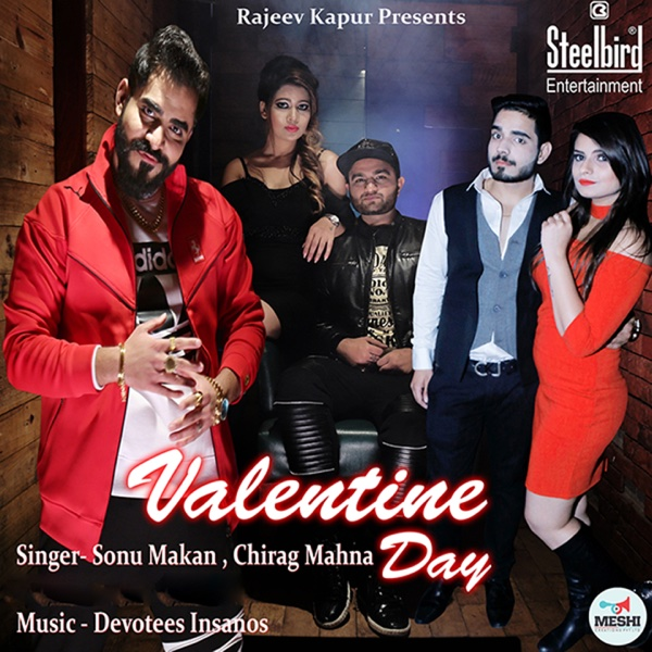 Valentine Day - Single | Sonu Makan
