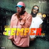 Temper (feat. Burna Boy) [Remix] - Skales