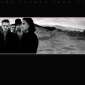 U2 - The Joshua Tree artwork