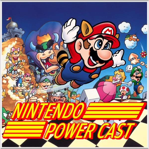 Nintendo Power Cast