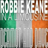Robbie Keane in a Limousine