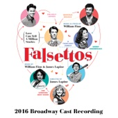 Falsettos (2016 Broadway Cast Recording) - William Finn Cover Art