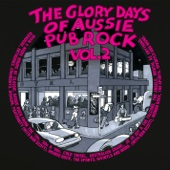 Various Artists - The Glory Days of Aussie Pub Rock, Vol. 2 artwork