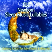 111 Newborn Sleep Music Lullabies: Calming Sounds for Baby Dreams & Sleep Aid, Peaceful Piano Music, Relaxation Meditation Songs Divine, Natural White Noise, Relaxing Sleep