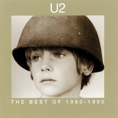 The Best of 1980-1990 - U2 Cover Art