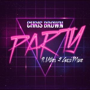 Chord Guitar and Lyrics CHRIS BROWN feat USHER, GUCCI MANE – Party Chords and Lyrics