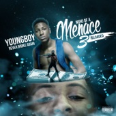 Mind of a Menace 3 Reloaded - Youngboy Never Broke Again Cover Art