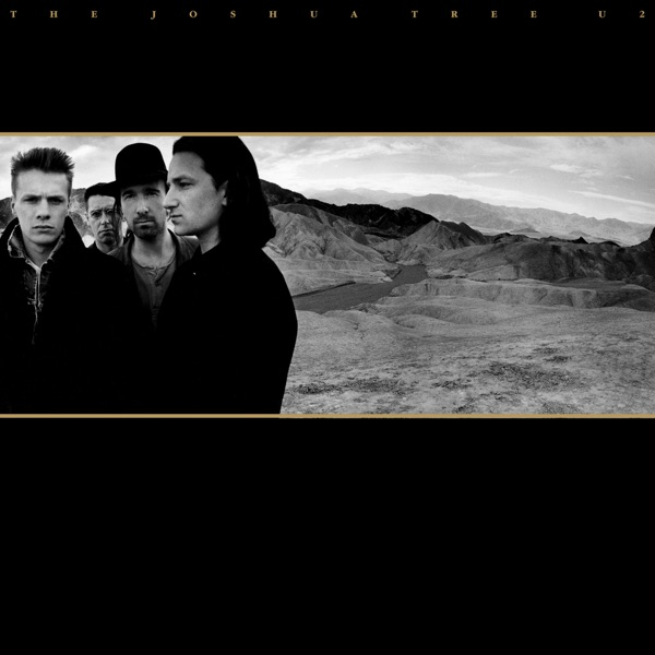 The Joshua Tree U2 CD cover