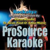 Rockabye (Originally Performed By Clean Bandit, Sean Paul & Anne-Marie) [Instrumental]