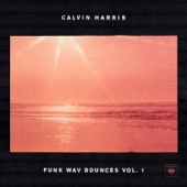 Calvin Harris - Funk Wav Bounces Vol. 1 illustration