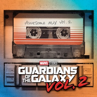 Vol. 2 Guardians of the Galaxy: Awesome Mix, Vol. 2 (Original Motion Picture Soundtrack) – Various Artists
