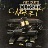 Closed Casket - Vybz Kartel Cover Art
