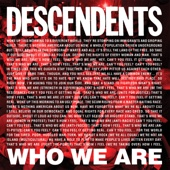 Descendents - Who We Are  artwork