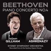 Beethoven: Piano Concerto No. 4 (Live) - Jayson Gillham, Sydney Symphony Orchestra & Vladimir Ashkenazy