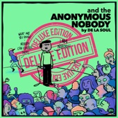 and the Anonymous Nobody... (Deluxe Version) - De La Soul Cover Art