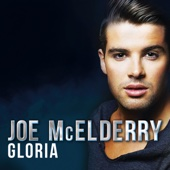 Joe McElderry - Gloria artwork