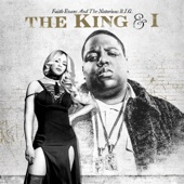 The King & I - Faith Evans & The Notorious B.I.G. Cover Art